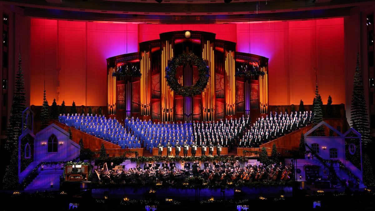 Mormon Tabernacle Honolulu Christmas Concert 2020 The Tabernacle Choir at Temple Square Cancels 2020 Christmas
