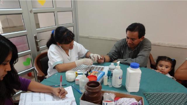 Bolivia Blood donation3