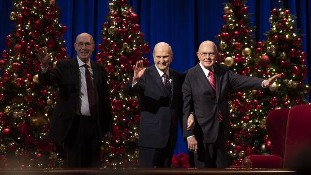 Lds Prophet Christmas Devotional 2020 Worldwide Church Events