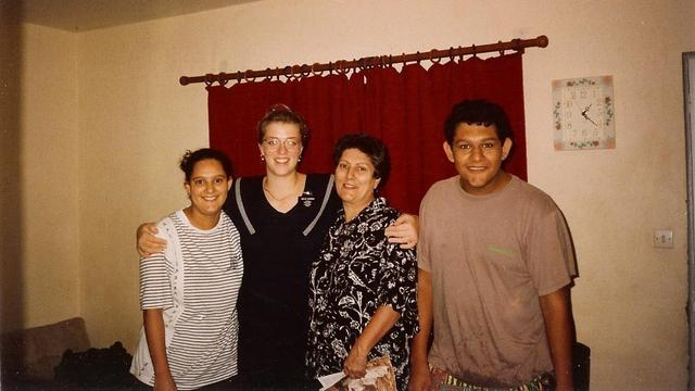 adrielle missionary family