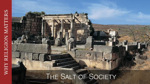 why religion matters salt society