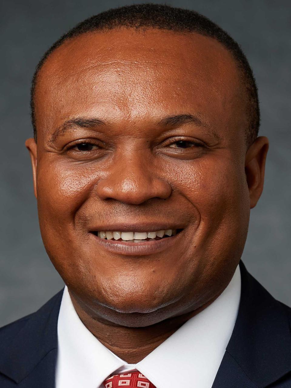 Elder Thierry K. Mutombo