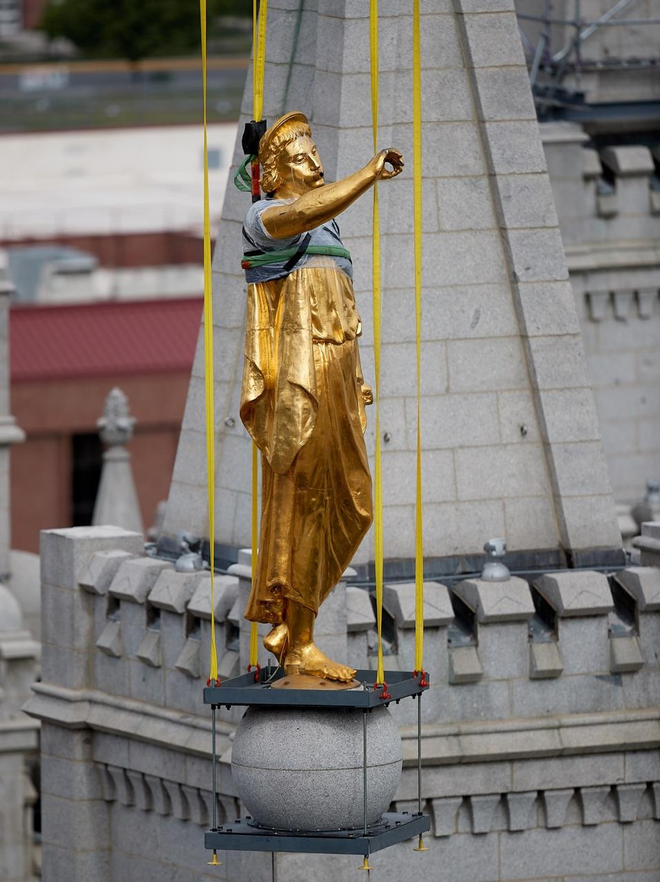 CodyBell-Removing Capstone-Angel Moroni 7.jpg