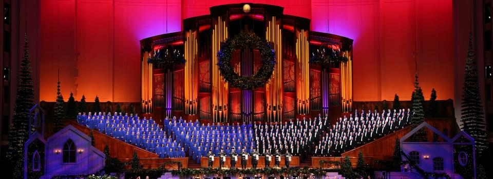 The Tabernacle Choir at Temple Square Cancels 2020 Christmas