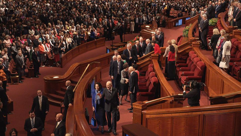 News from the October 2018 General Conference