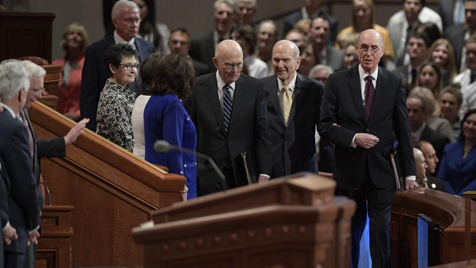 April 2019 General Conference News and Announcements