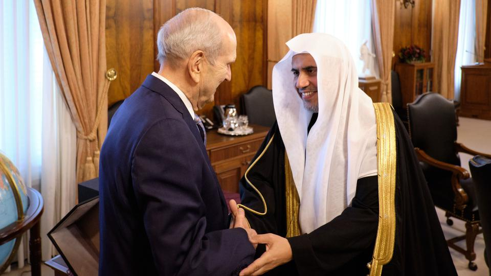 First Presidency and Sheikh
