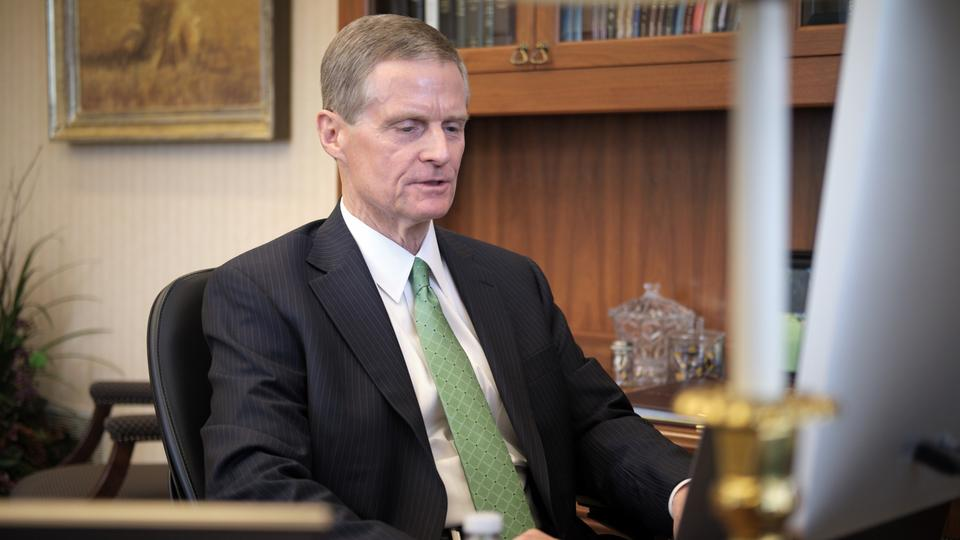 Elder Bednar - BYU Law Conference