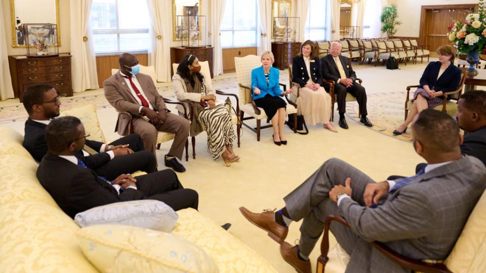 Delegación de Sudán