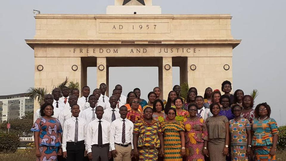 April 2020 General Conference Global Church Choir Ghana 4