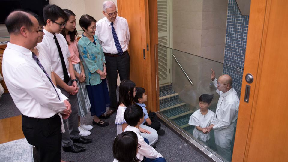 Asia Baptism