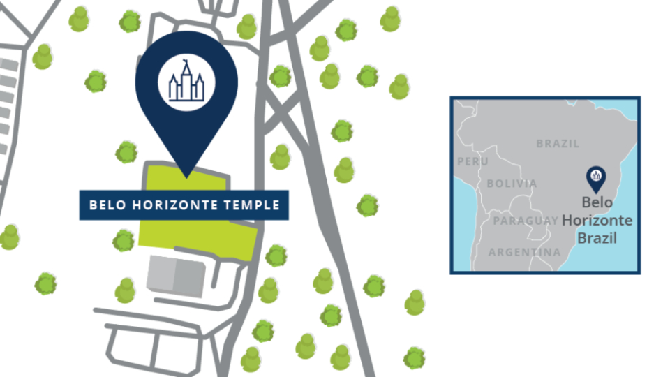 Belo-Horizonte-Brazil-Temple-Map