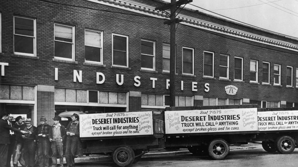 Deseret industries logan utah