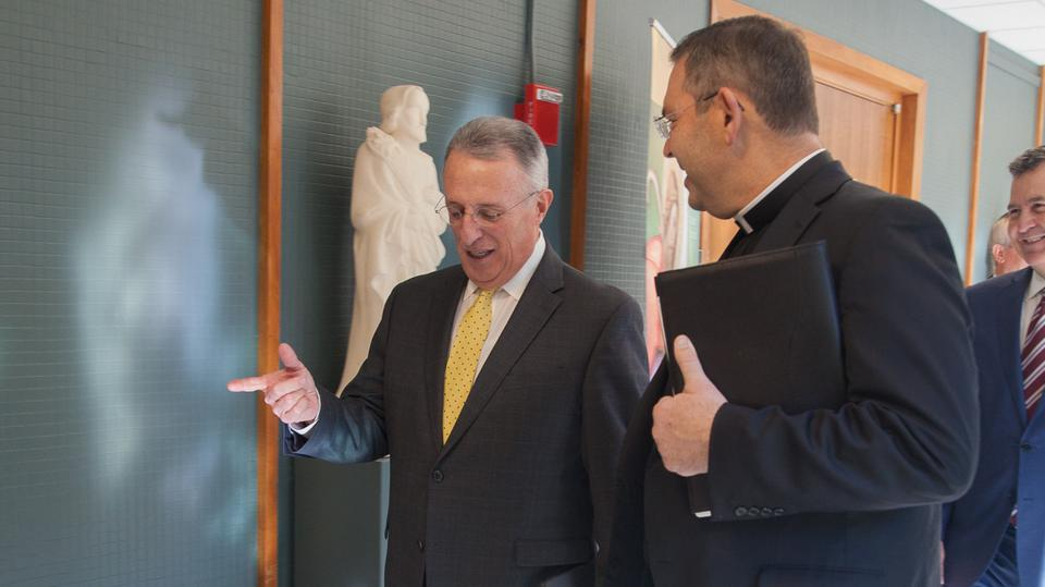 Elder Ulisses Soares in Austin Texas