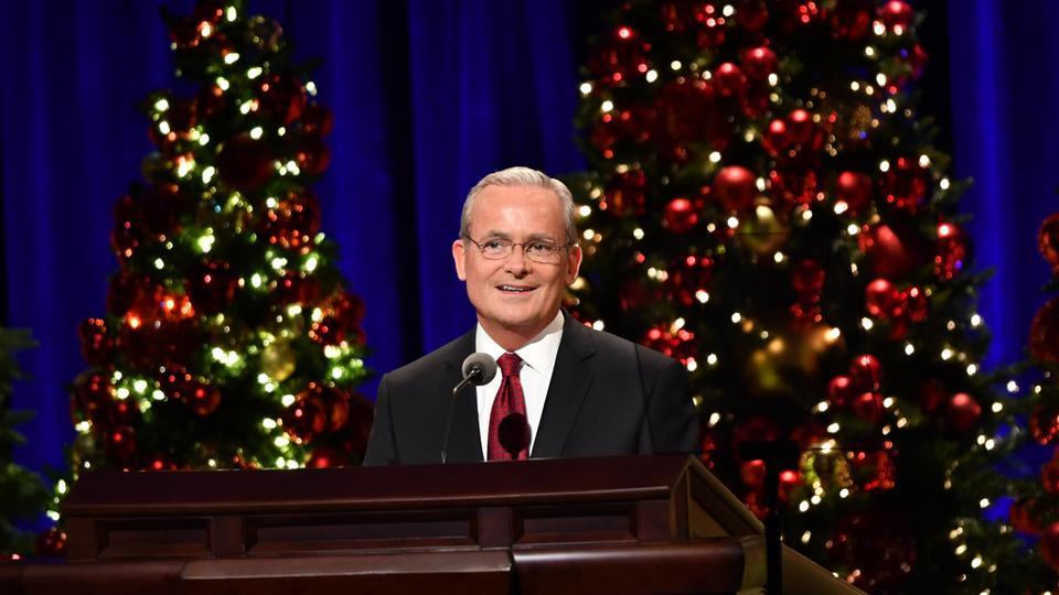 first presidency christmas devotional 2019