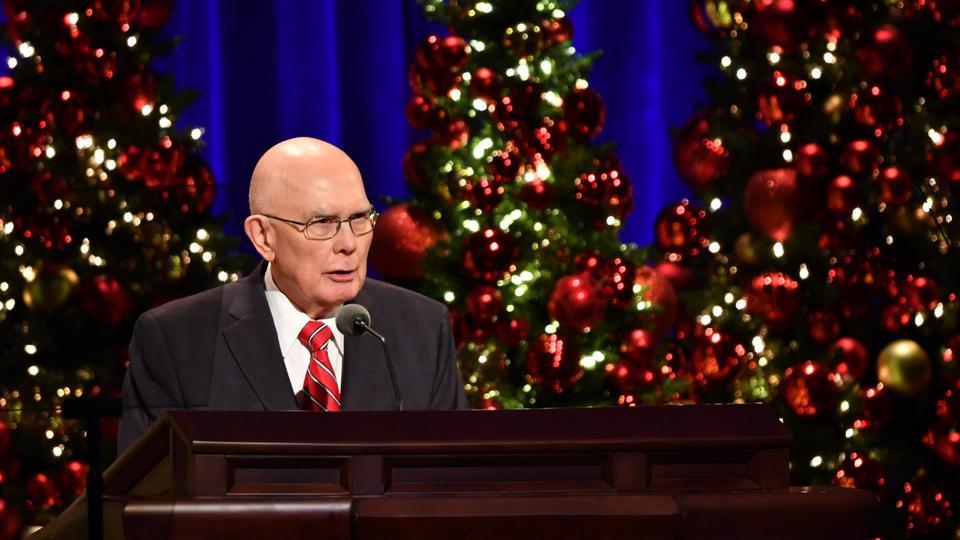 first presidency christmas devotional