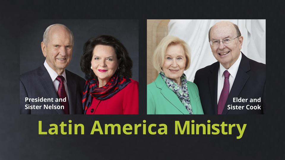 Anuncio del Ministerio de América Latina