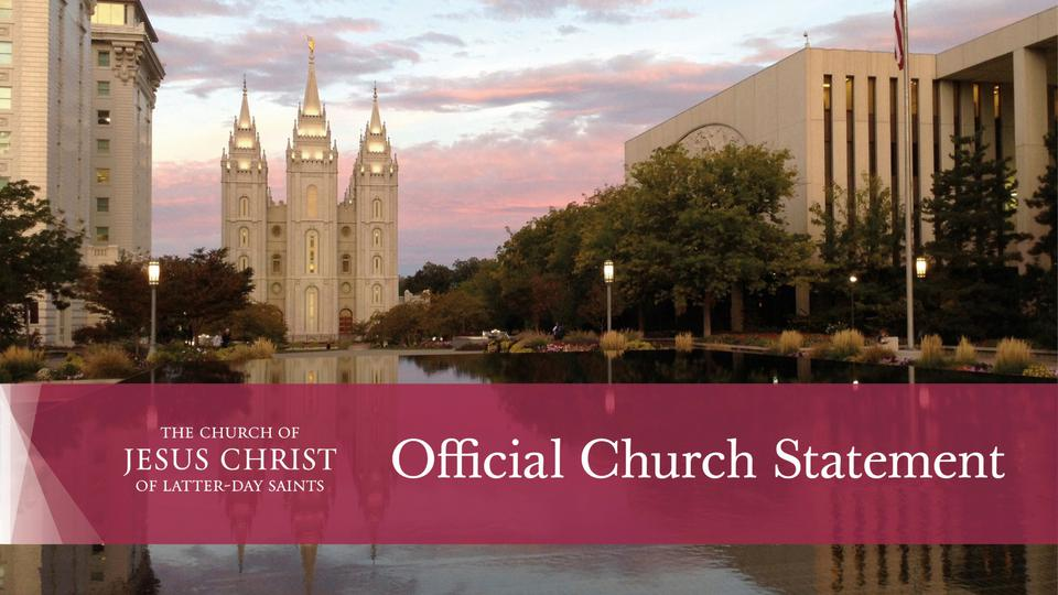 Leadership Sessions of April 2020 General Conference Postponed