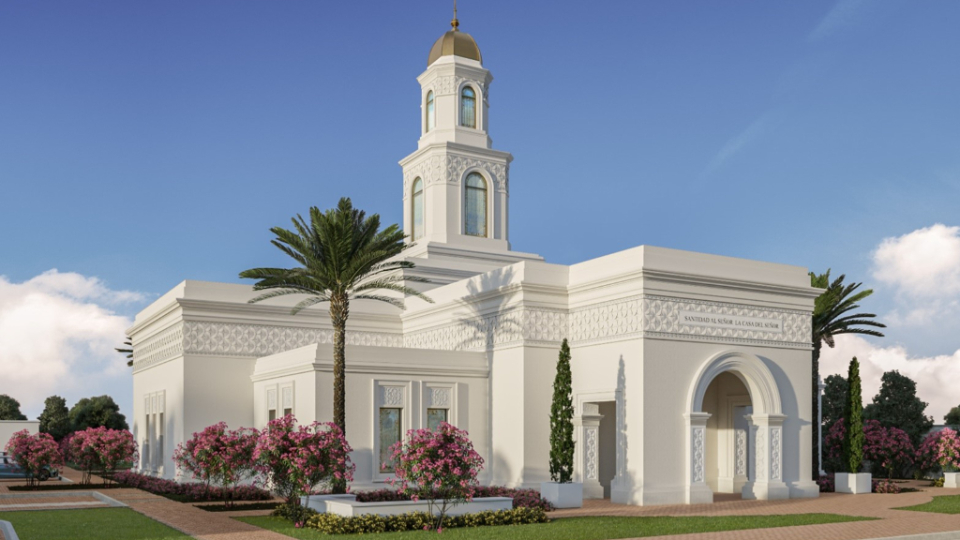 Torreon-Mexico-Temple-Rendering