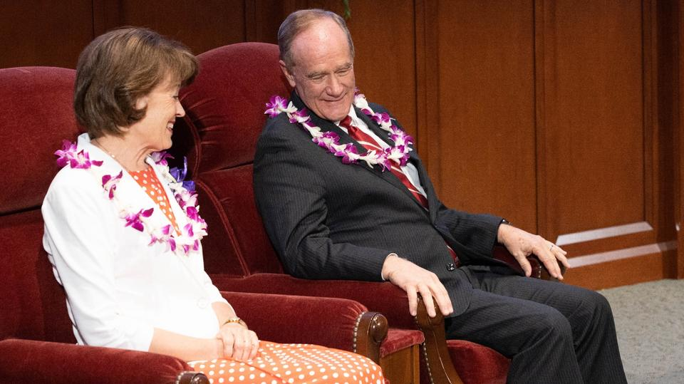 BYU Hawaii Devotional Image 2