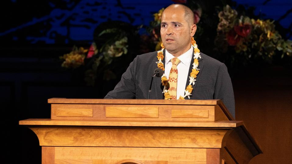 BYU Hawaii Devotional Image 6