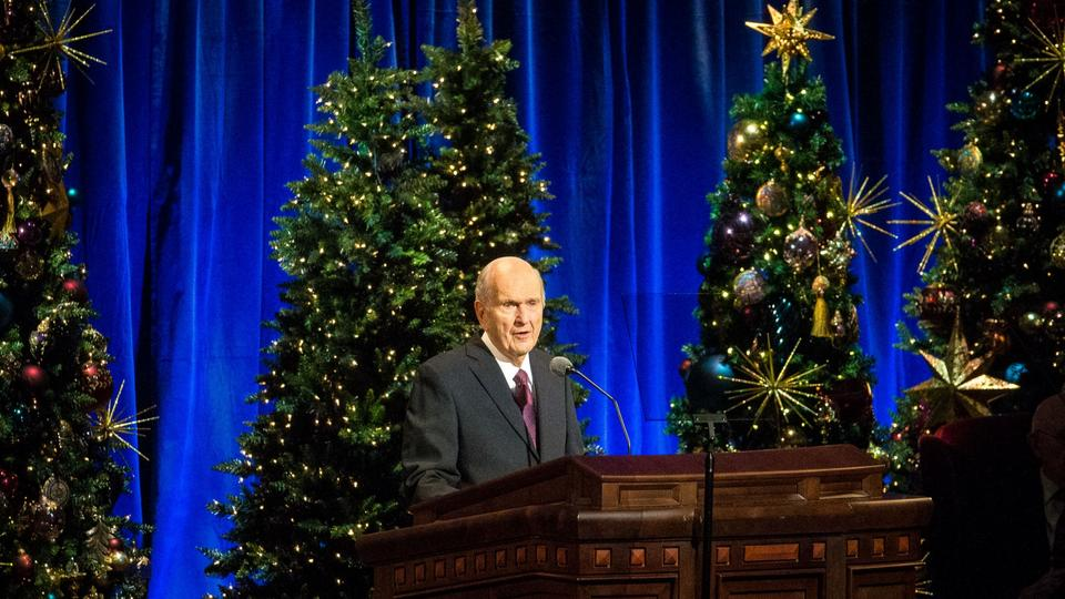 2020 Lds Christmas Devotional 2020 First Presidency Christmas Devotional