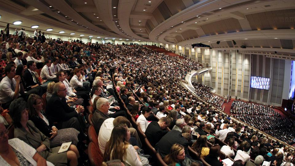 Latter-day Saints Gather Twice a Year for General Conference