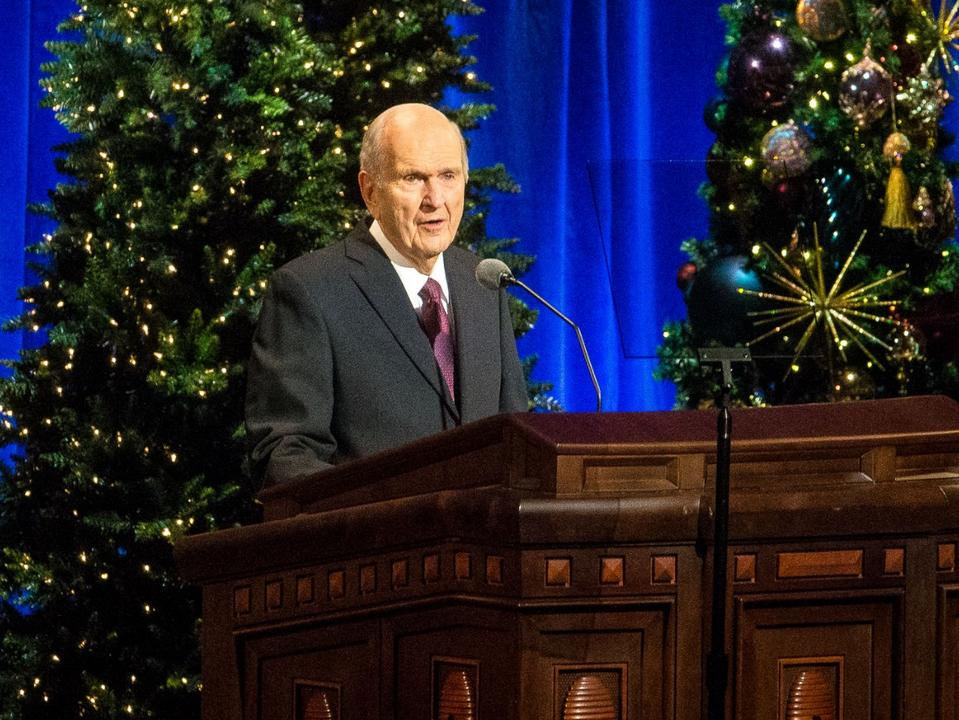 2020 Christmas Devotional 2020 First Presidency Christmas Devotional
