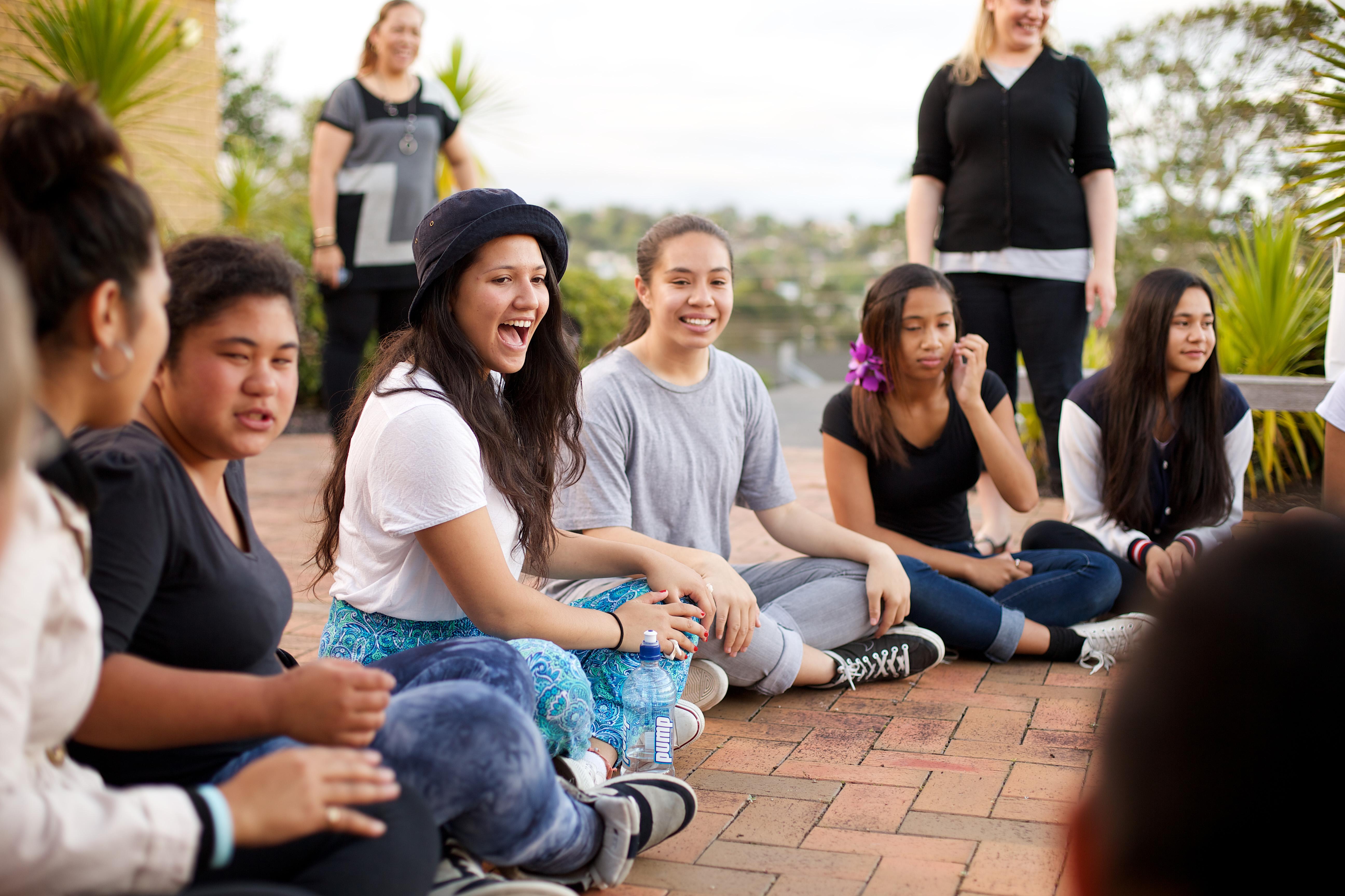 Fun teen group activities