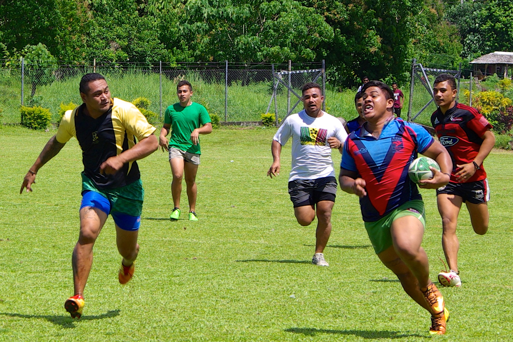 Pacific Samoa Youth Conference2