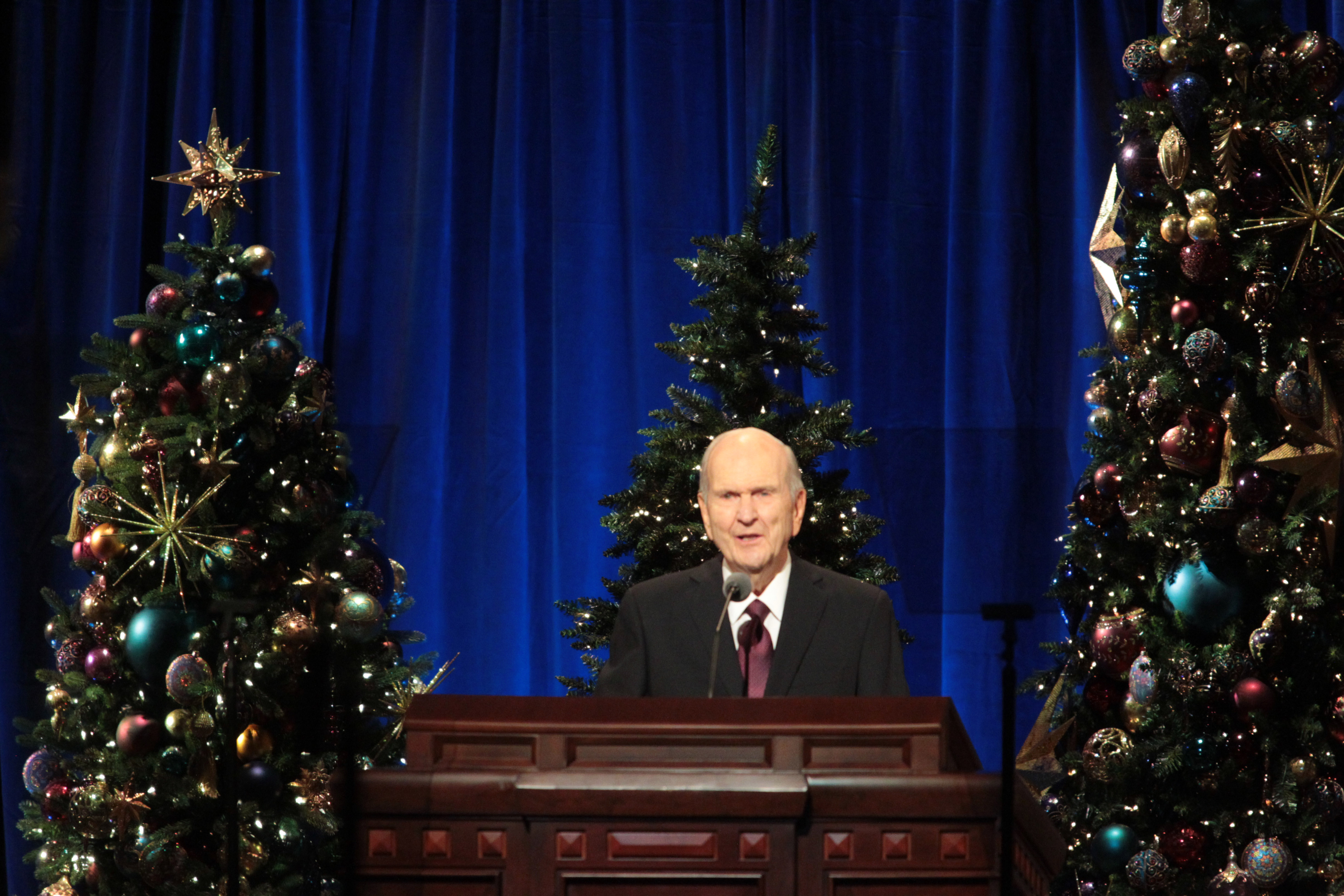 Lds.Org Christmas Devotional 2019 Gifts From the Savior Focus of First Presidency's Christmas Devotional